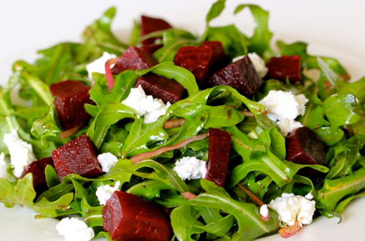 Rukola salata - lekovita svojstva i recepti
